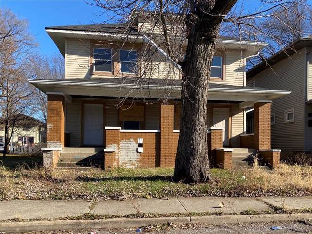 2945 Ruckle Street, Indianapolis, IN 46205 (MLS #21690057) :: The Indy Property Source