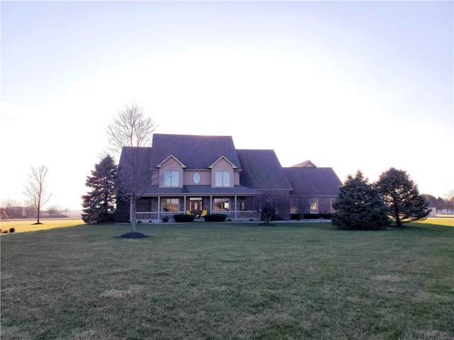 7811 W Co Rd 100 S, Coatesville, IN 46121 (MLS #21690102) :: Heard Real Estate Team | eXp Realty, LLC