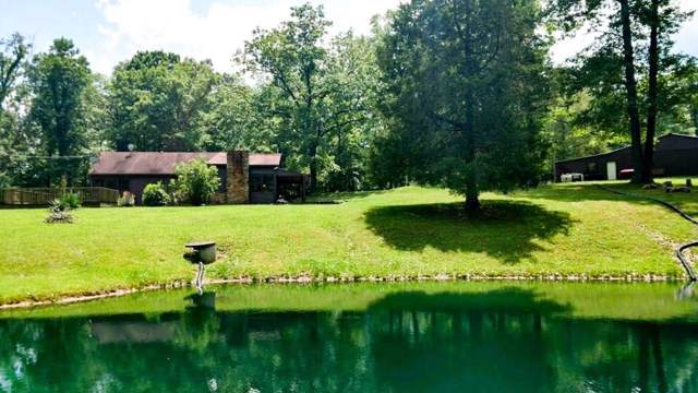 1870 N Powell Drive, Columbus, IN 47201 (MLS #21690119) :: The Indy Property Source