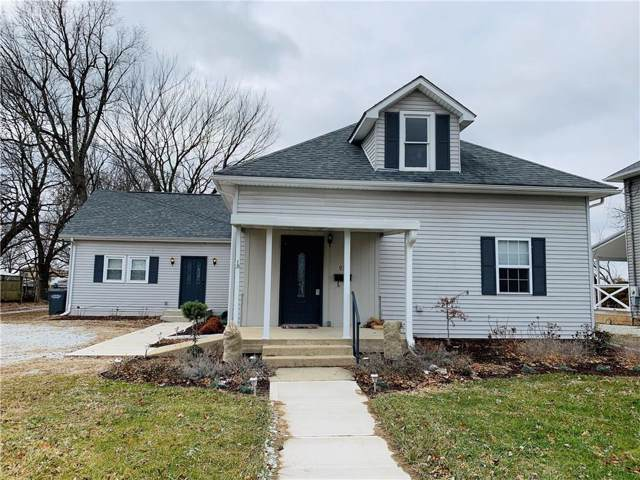 932 N Main Street, Tipton, IN 46072 (MLS #21690124) :: The Indy Property Source