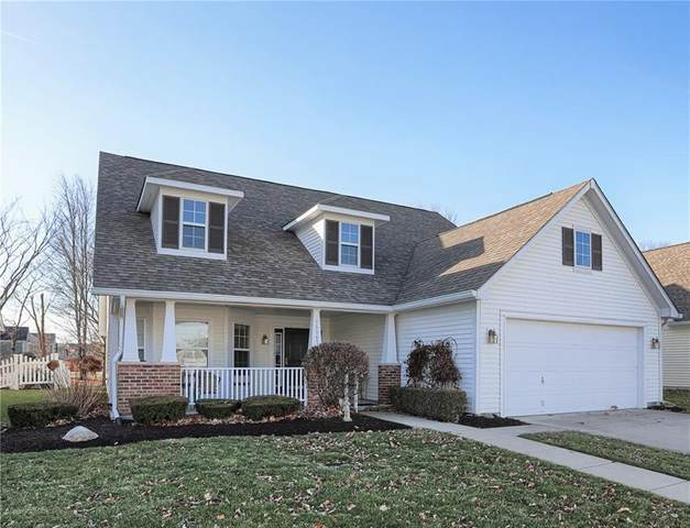 15007 Rutherford Drive, Westfield, IN 46074 (MLS #21690151) :: Mike Price Realty Team - RE/MAX Centerstone