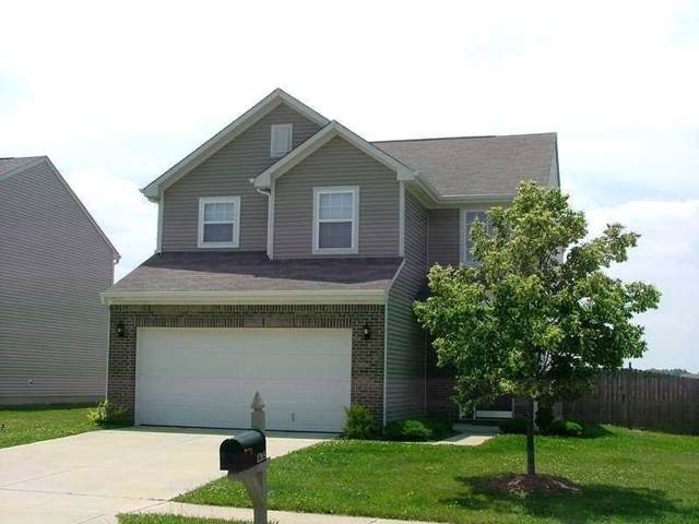 1265 Fiesta Drive, Franklin, IN 46131 (MLS #21690169) :: The Indy Property Source