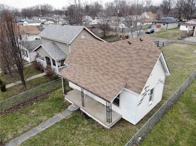 1730 E Gimber Street, Indianapolis, IN 46203 (MLS #21690172) :: Mike Price Realty Team - RE/MAX Centerstone