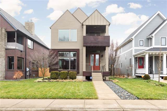 1641 N New Jersey Street, Indianapolis, IN 46202 (MLS #21690176) :: Mike Price Realty Team - RE/MAX Centerstone