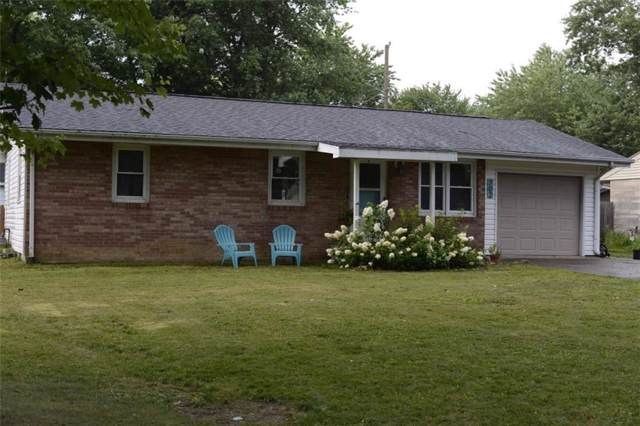 702 E North Street, Westport, IN 47283 (MLS #21690187) :: The Indy Property Source