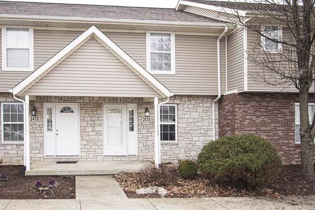 2475 S Woolery Mill, Bloomington, IN 47403 (MLS #21690194) :: The Indy Property Source