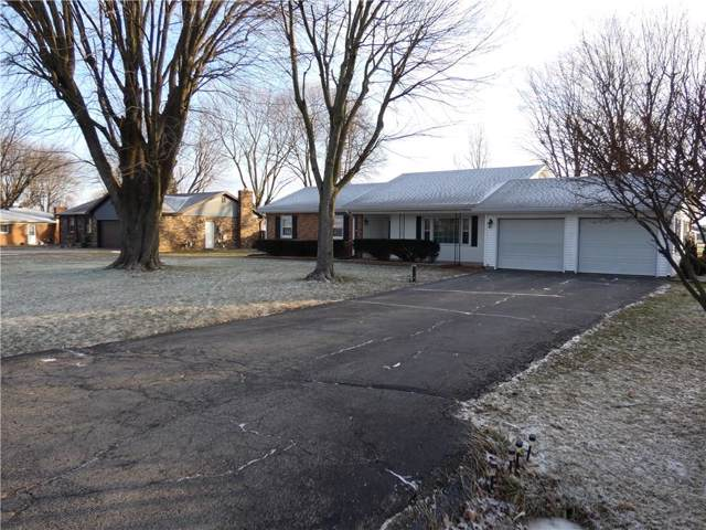 2406 N Everett Street, Crawfordsville, IN 47933 (MLS #21690208) :: The Indy Property Source