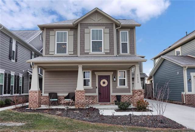 7228 Broadacre Court, Carmel, IN 46033 (MLS #21690209) :: The ORR Home Selling Team
