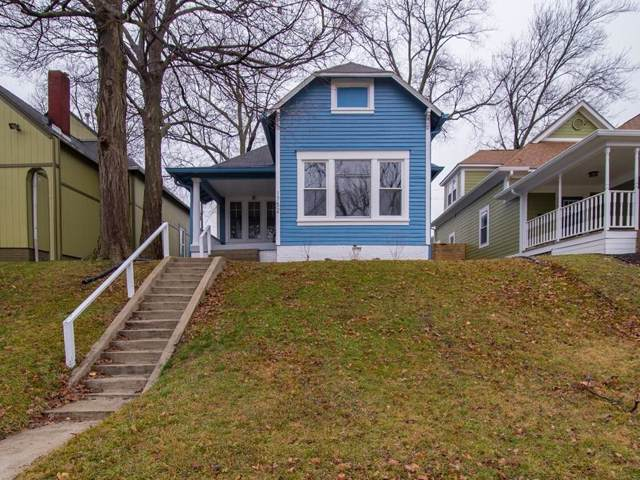 1752 E Brookside Avenue, Indianapolis, IN 46201 (MLS #21690225) :: The Indy Property Source