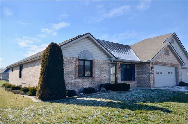 181 Bay Ridge Drive, Pendleton, IN 46064 (MLS #21690230) :: Mike Price Realty Team - RE/MAX Centerstone