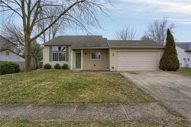 4028 William Avenue, Franklin, IN 46131 (MLS #21690244) :: Heard Real Estate Team   eXp Realty, LLC