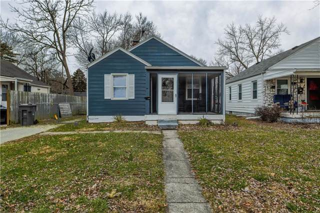 5022 Caroline Avenue, Indianapolis, IN 46205 (MLS #21690247) :: Heard Real Estate Team | eXp Realty, LLC