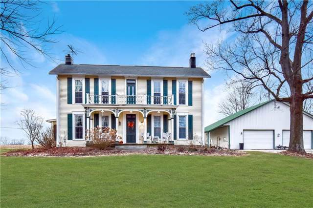 5598 S County Road 0, Clayton, IN 46118 (MLS #21690248) :: The Indy Property Source