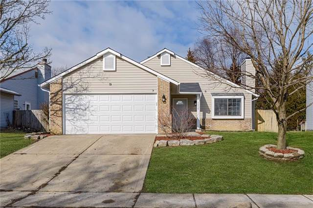 5820 Buck Rill Drive, Indianapolis, IN 46237 (MLS #21690294) :: Heard Real Estate Team | eXp Realty, LLC