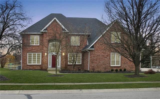 509 Fox Lane, Carmel, IN 46032 (MLS #21690356) :: Richwine Elite Group