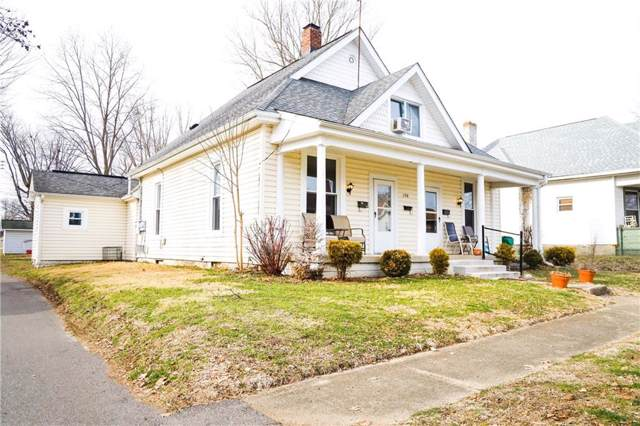 150 Walnut Street, Franklin, IN 46131 (MLS #21690363) :: The Indy Property Source