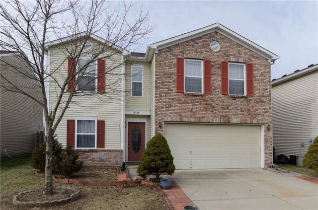 6724 Everbloom Lane, Indianapolis, IN 46217 (MLS #21690385) :: David Brenton's Team