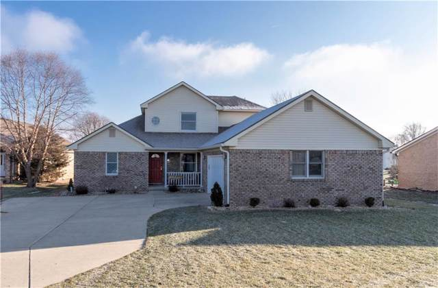 131 Patriots Landing, Fillmore, IN 46128 (MLS #21690386) :: Heard Real Estate Team | eXp Realty, LLC