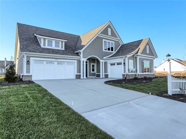15170 Mooring Circle E, Carmel, IN 46033 (MLS #21690392) :: The Indy Property Source