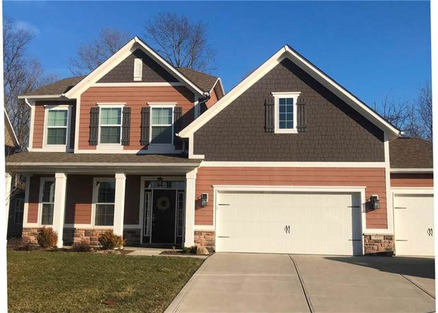 737 Bracknell Drive, Avon, IN 46123 (MLS #21690409) :: Mike Price Realty Team - RE/MAX Centerstone
