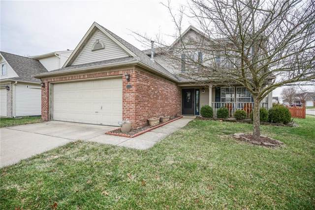 7133 Coppermill Court, Indianapolis, IN 46254 (MLS #21690413) :: Richwine Elite Group