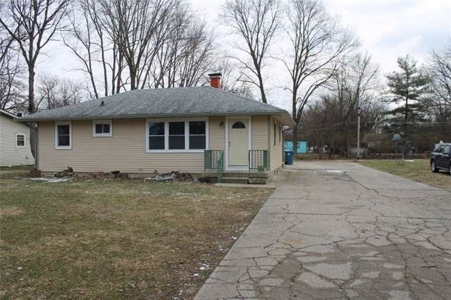 1925 W Coil Street, Indianapolis, IN 46260 (MLS #21690414) :: The Indy Property Source