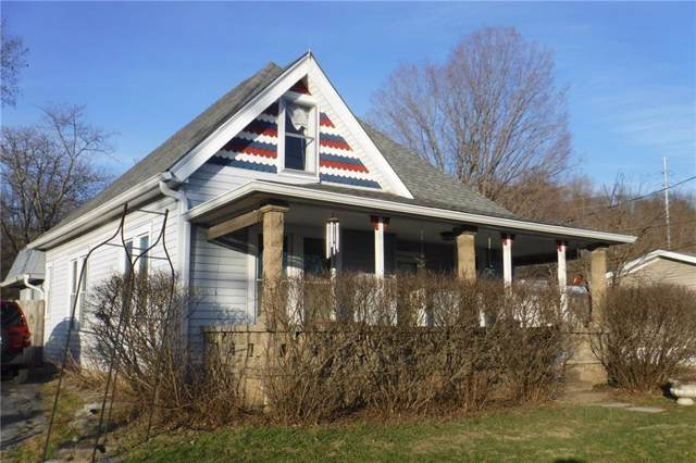 819 W Hillside Avenue, Spencer, IN 47460 (MLS #21690417) :: The Indy Property Source