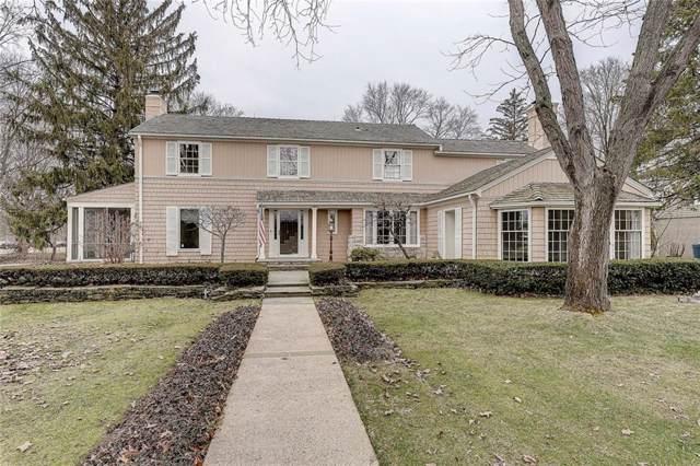 156 Fairway Drive, Indianapolis, IN 46260 (MLS #21690426) :: Heard Real Estate Team | eXp Realty, LLC