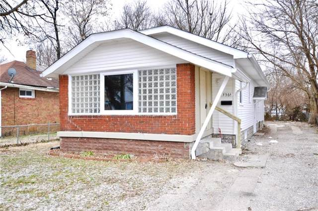 3364 Forest Manor Avenue, Indianapolis, IN 46218 (MLS #21690427) :: Richwine Elite Group