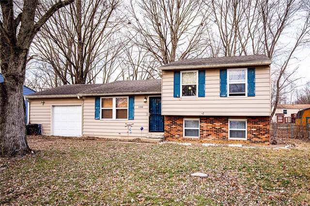 11348 E Stoeppelwerth Drive, Indianapolis, IN 46229 (MLS #21690432) :: David Brenton's Team