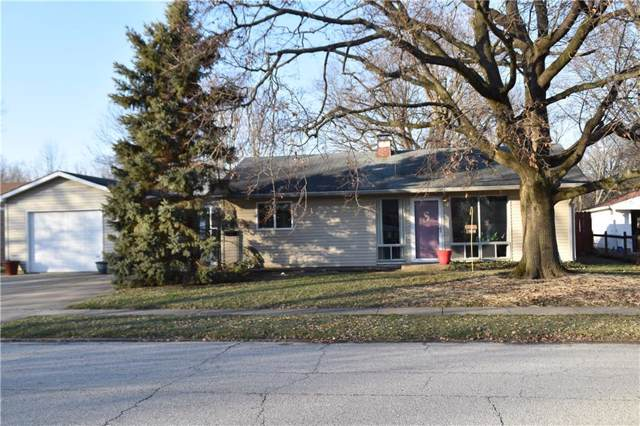 660 S Alpha Avenue, Brownsburg, IN 46112 (MLS #21690446) :: Heard Real Estate Team | eXp Realty, LLC