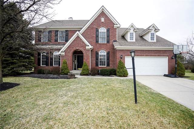 11653 Canyon Court, Fishers, IN 46037 (MLS #21690453) :: David Brenton's Team