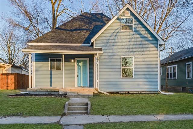 1342 S 9th Street, Noblesville, IN 46060 (MLS #21690467) :: HergGroup Indianapolis