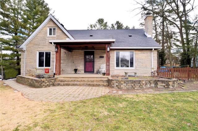 195 N High Street, Danville, IN 46122 (MLS #21690468) :: Heard Real Estate Team | eXp Realty, LLC