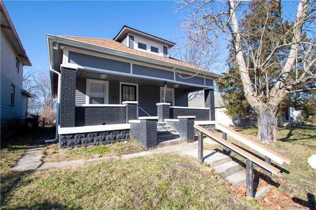 1946 Holloway Avenue, Indianapolis, IN 46218 (MLS #21690477) :: Richwine Elite Group