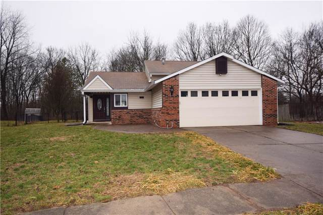 813 Westridge Cir, Noblesville, IN 46062 (MLS #21690481) :: The Indy Property Source