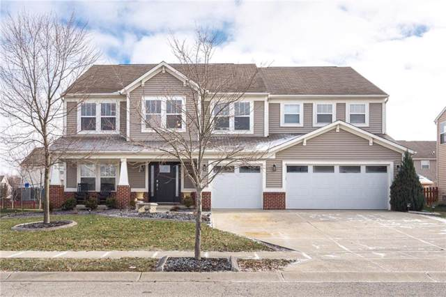 19368 Searay Drive, Noblesville, IN 46060 (MLS #21690491) :: HergGroup Indianapolis