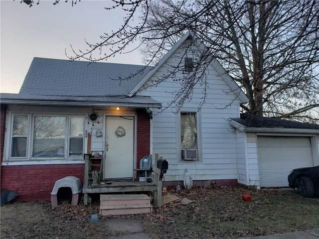 404 Washington St, Clay City, IN 47841 (MLS #21690498) :: Heard Real Estate Team | eXp Realty, LLC