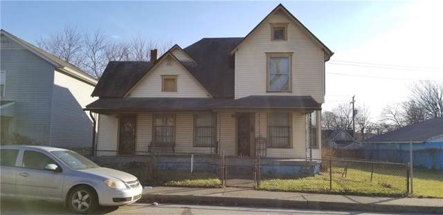1149 W 30th Street, Indianapolis, IN 46208 (MLS #21690508) :: The Indy Property Source