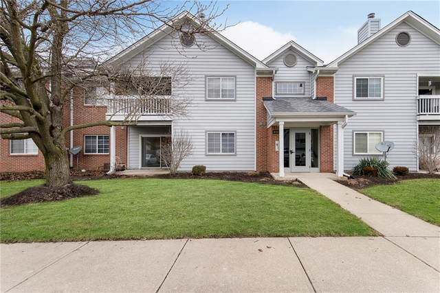 8112 Glenwillow Lane #101, Indianapolis, IN 46278 (MLS #21690509) :: Mike Price Realty Team - RE/MAX Centerstone