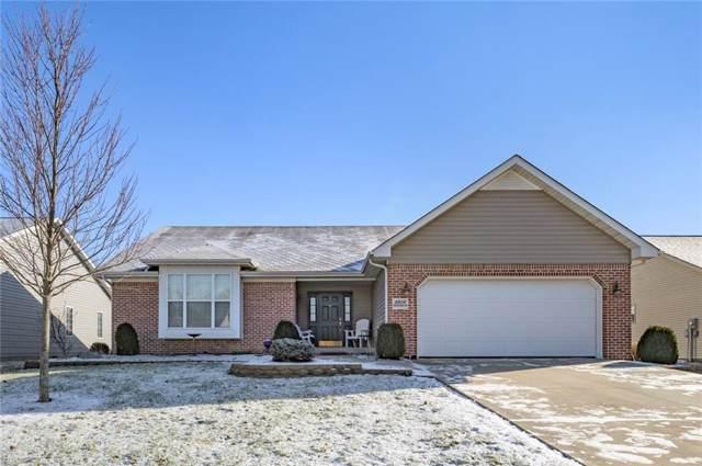 1612 S Stapleton Drive, Yorktown, IN 47396 (MLS #21690533) :: The ORR Home Selling Team