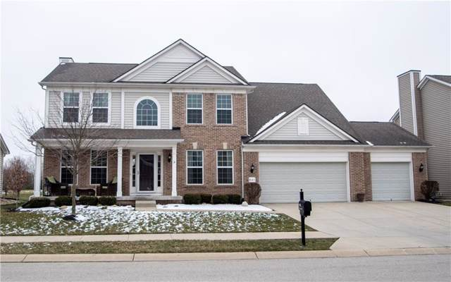 841 Burgess Hill Pass, Westfield, IN 46074 (MLS #21690612) :: Richwine Elite Group