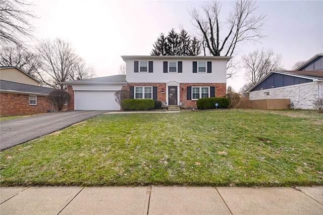 10795 Downing Street, Carmel, IN 46033 (MLS #21690627) :: The ORR Home Selling Team