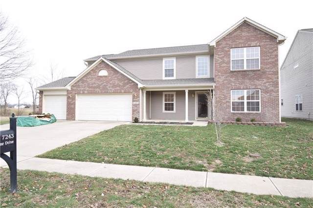 7243 Pipestone Drive, Indianapolis, IN 46217 (MLS #21690633) :: HergGroup Indianapolis