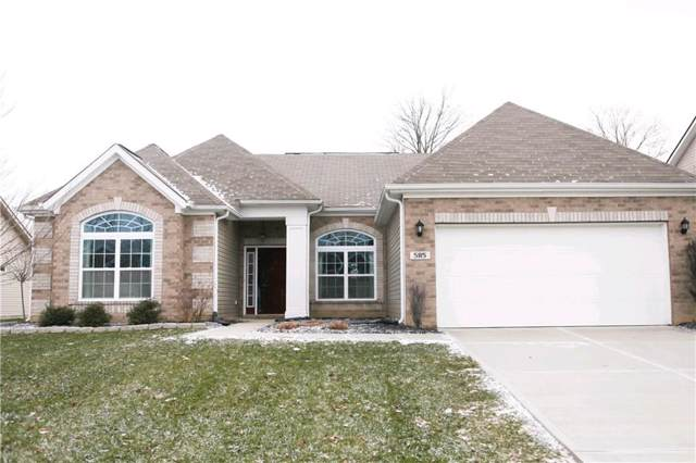585 Flint Boulevard, Fortville, IN 46040 (MLS #21690635) :: Richwine Elite Group