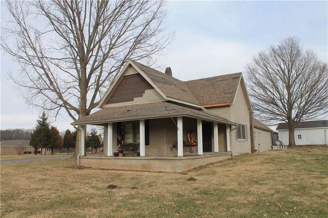 1854 N 175 W, Crawfordsville, IN 47933 (MLS #21690641) :: HergGroup Indianapolis