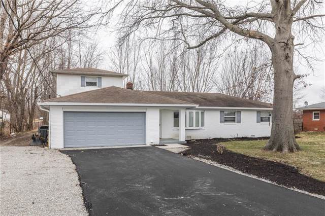 5334 W Epler Road, Indianapolis, IN 46221 (MLS #21690651) :: Heard Real Estate Team | eXp Realty, LLC