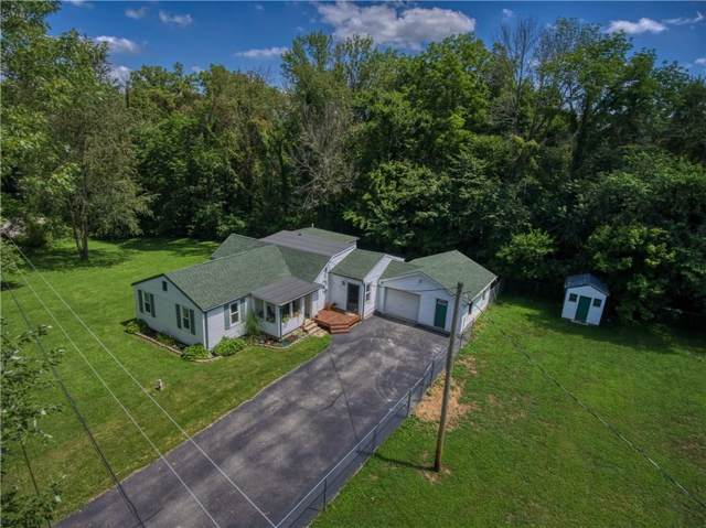 907 S County Road 525 W, Danville, IN 46122 (MLS #21690654) :: The Indy Property Source