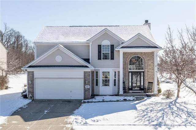 5895 Mill Oak Drive, Noblesville, IN 46062 (MLS #21690658) :: Mike Price Realty Team - RE/MAX Centerstone