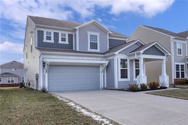 6643 Park Grove Boulevard, Whitestown, IN 46075 (MLS #21690660) :: Heard Real Estate Team | eXp Realty, LLC